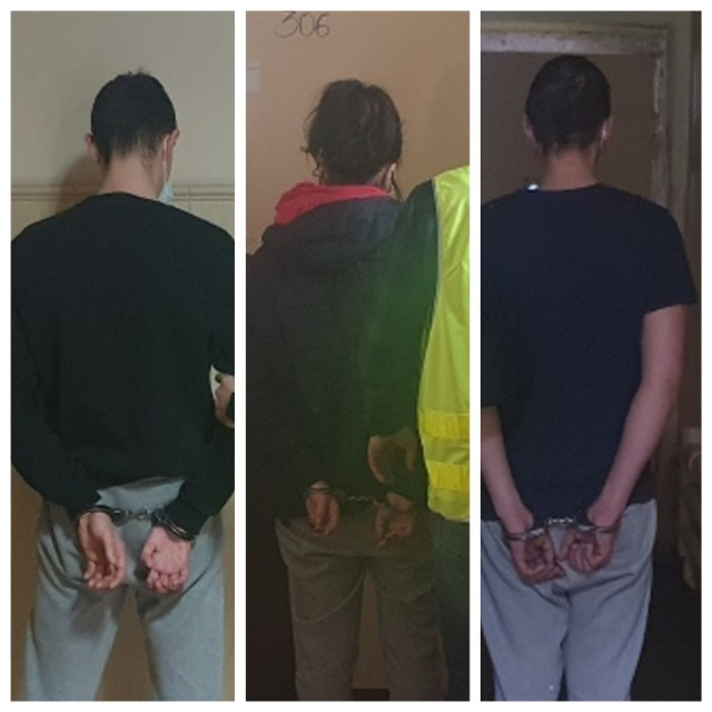 Trzech mężczyzn i kobieta wpadli w ręce świeckiej policji. Wszystkim grozi do 12 lat pozbawienia wolności