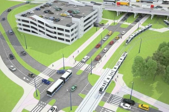 Nowa linia tramwajowa Krowodrza Górka - Azory będzie miała ok. 2,1 km długości i 4 pary przystanków tramwajowych. W ramach projektu przewidziano też parking park&ride w rejonie węzła ul. Weissa na około 200 pojazdów z możliwością rozbudowy.