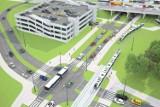 Kraków. Przygotowują budowę linii tramwajowej na Azory. Trwa audyt rowerowy [WIZUALIZACJE]