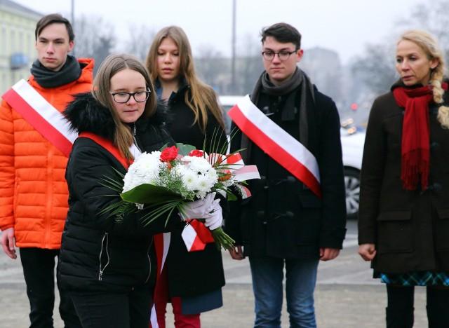 76. rocznica powstania Armii Krajowej, uroczystości w Piotrkowie