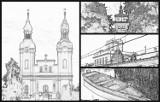 Zbąszyń - szkic miasta w perspektywie [Zdjęcia]