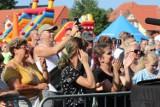 Tłum w Wiciu. Bałtyk, piękna plaża i gwiazdozbiór na letniej scenie muzycznej ZDJĘCIA