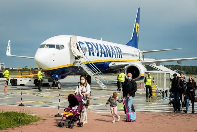 Pierwsze loty z Bydgoszczy do Kijowa odbędą się pod koniec października.