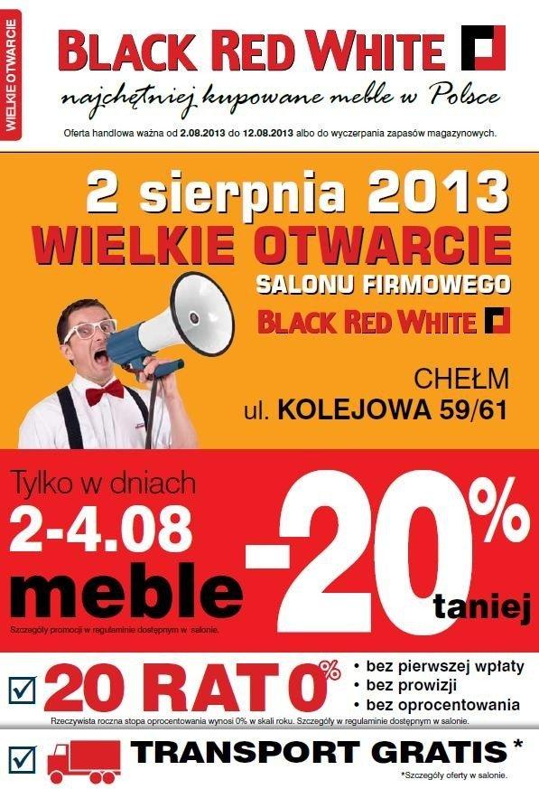 Brw Promocje Maj 2013