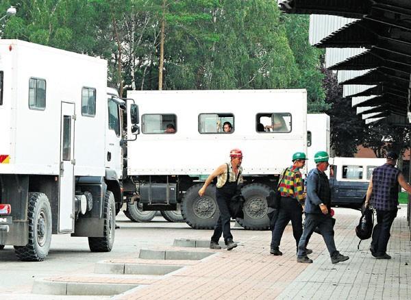 Dziś kopalnia zatrudnia blisko 7 tys. 200 osób, docelowe zatrudnienie ma wynieść 7 tys. 100 pracowników
