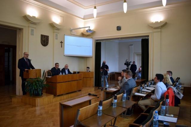 Sesja Rady Miejskiej 2 maja