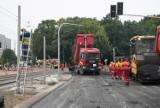 Warszawa. Przedłużają się prace na skrzyżowaniu Marszałkowskiej z Królewską. ZDM podaje nowy termin