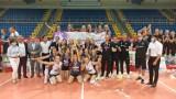 Juniorki Energa MKS Kalisz zostały mistrzyniami Polski w siatkówce. ZDJĘCIA