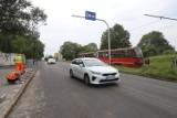 Kierowcy mogą już jeździć wyremontowanym odcinkiem ul. Zabrzańskiej ZDJĘCIA Większych utrudnień nie ma