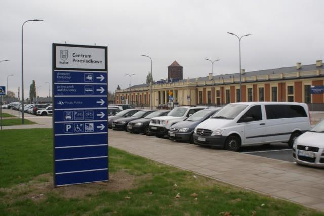 Centrum przesiadkowe w Kaliszu