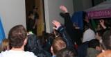 Tłumy na Mariackiej. Rahim i Fokus zagrali koncert w oknie KATO [Zdjęcia]