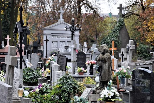 Cmentarz na kaliskiej Rogatce - Cmentarz Miejski