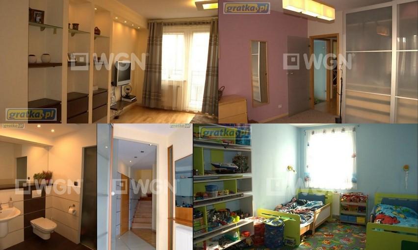 Klimzowiec, okolice ul. Górniczej1 piętro, 4 pokoje, 93m...