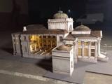 Park Miniatur. Już można oglądać miniaturę Wielkiej Synagogi. Robi wrażenie