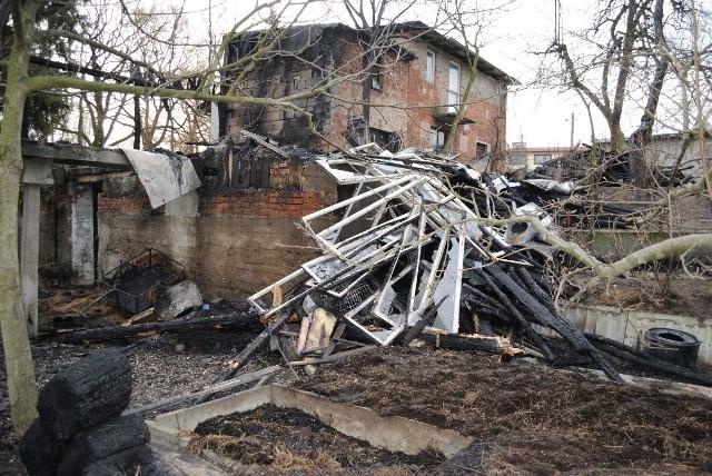 Wpadł podpalacz stodoły w Szczercowie.