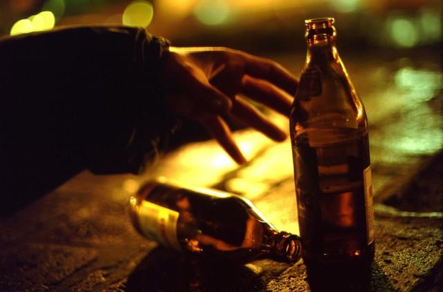 35-latka z Lublina miała ponad dwa promile alkoholu w organizmie.