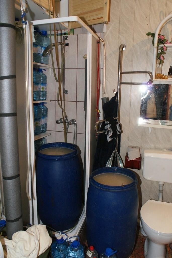 Nielegalna produkcja alkoholu w Aleksandrowie Łódzkim
