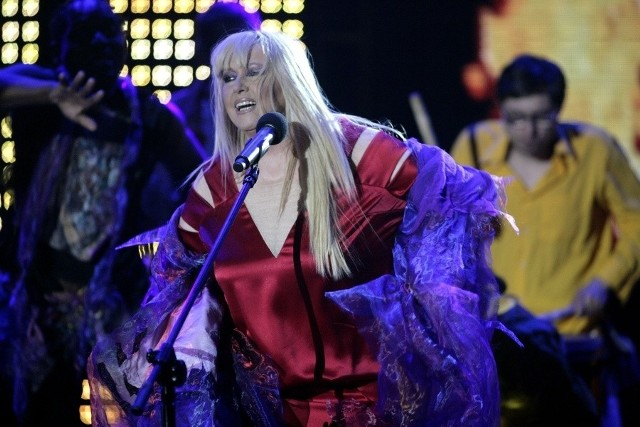 Maryla Rodowicz to niekwestionowana królowa polskiej piosenki