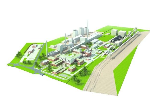 Tak będzie wyglądała nowa kopalnia Dębieńsko