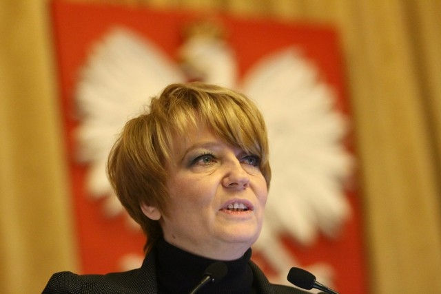 Strategię Łodzi prezydent Hanna Zdanowska zaprezentowała 5 grudnia.