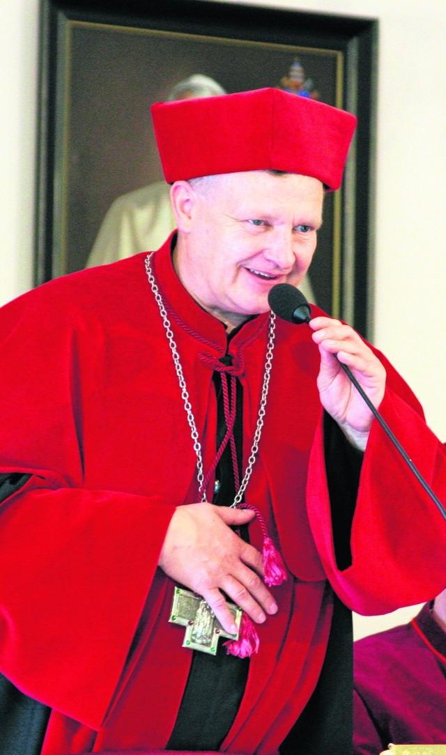 Ks. prof. Andrzej Tomko, rektor Papieskiego Wydziału Teologicznego we Wrocławiu
