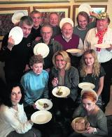 Wigilia naszych VIP-ów. Była tylko jedna królowa: zupa grzybowa
