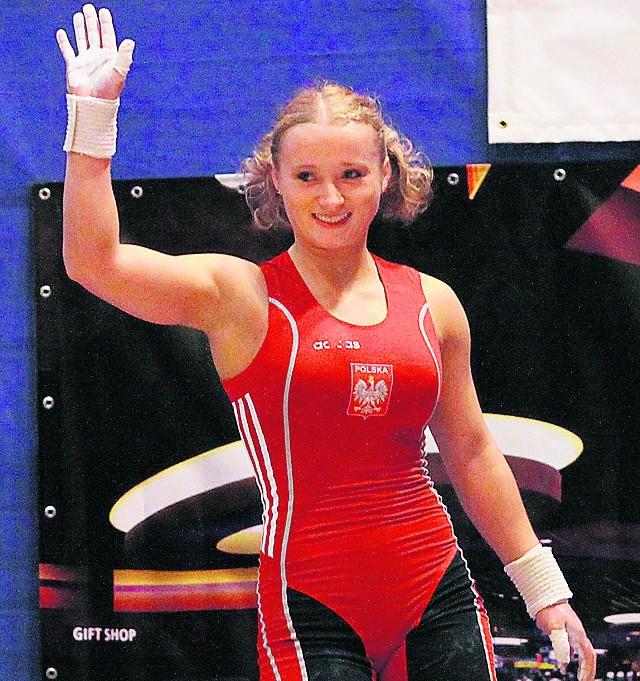 Marzena Karpińska poprawiła rekordy Polski
