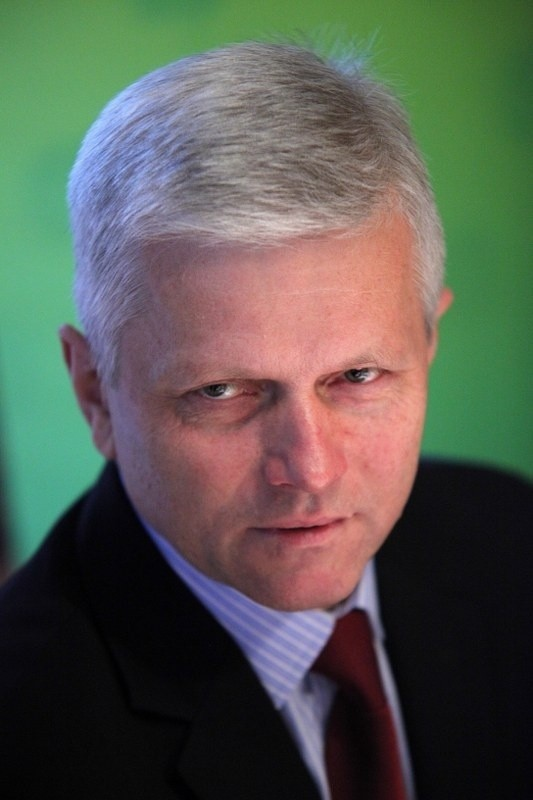 Andrzej Grzyb z PSL.
