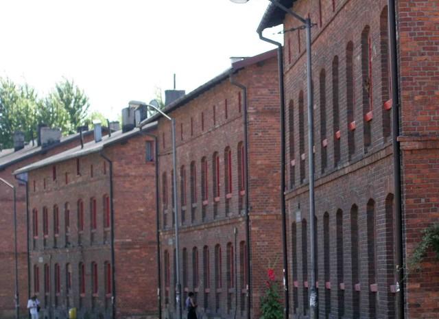 Kaufhaus  pamięta czasy sprzed połączenia miast