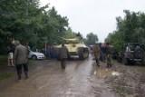 Bielsko-Biała: Zabytkowe samochody, czołgi i motory [FILMY]