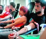 Brakuje krwi przez lekarzy?