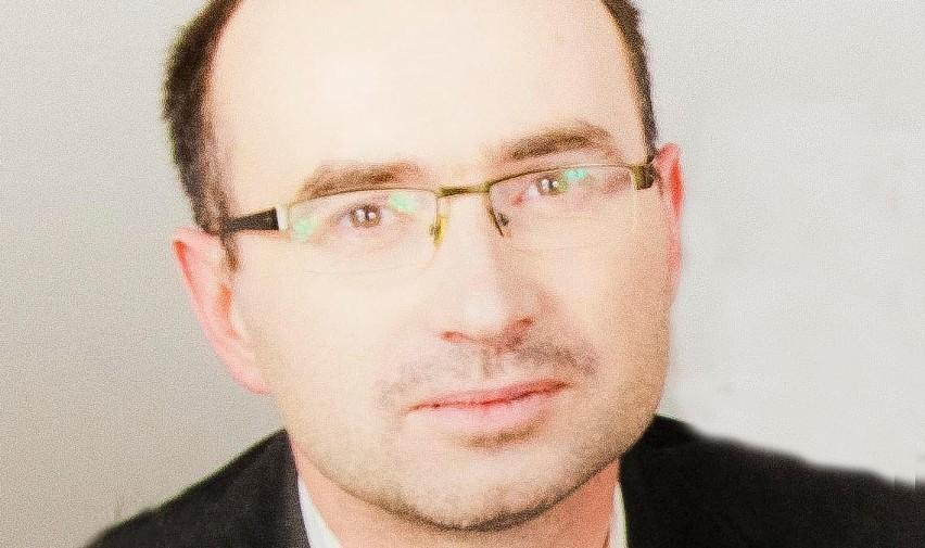 Radosław Patroniak.