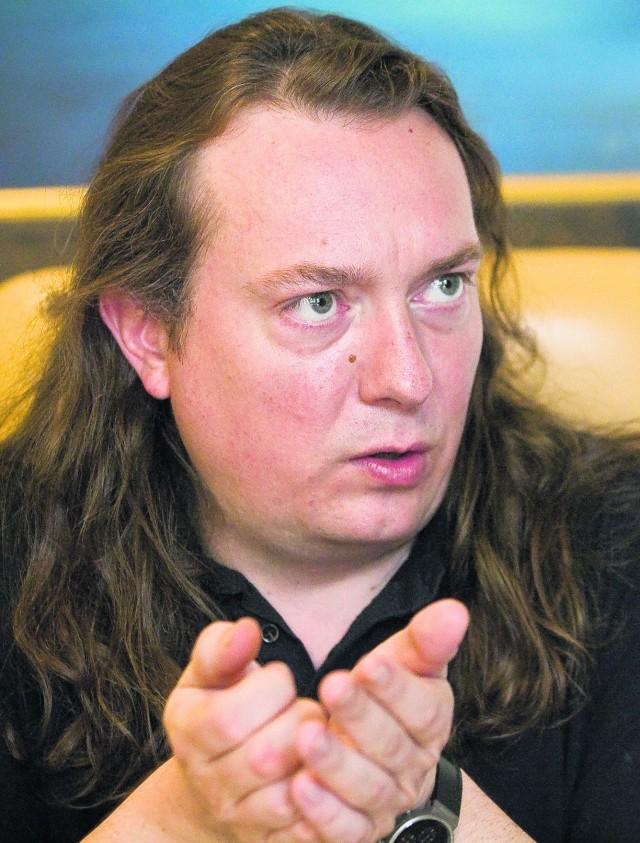Dariusz Mikulski uważa, że jest ofiarą przedwyborczej gry