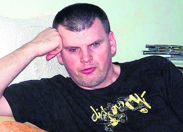 """Tomasz Wandzel, autor książki """"Dom w chmurach"""", której """"Dziennik Bałtycki"""" jest patronem"""