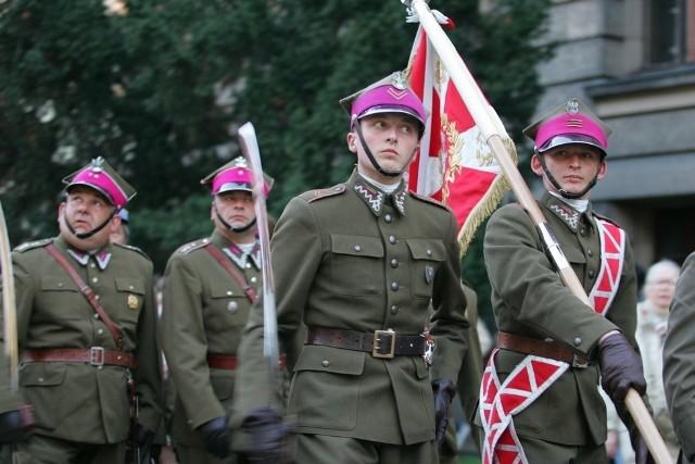 Obchody święta 15. Pułku Ułanów Poznańskich
