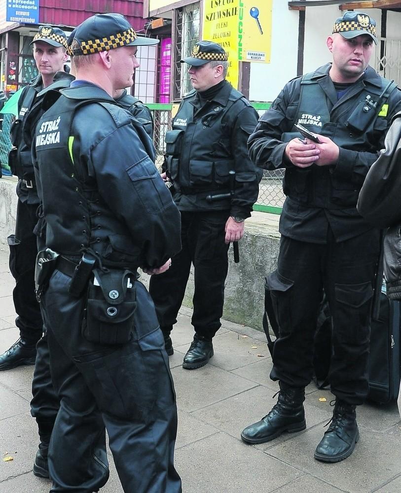 Na pomoc Straży Miejskiej każdej nocy można liczyć tylko w Gdyni