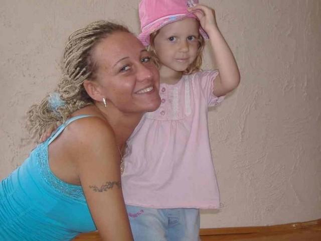 mama: Honorata Klensporf, córka Sandra , nr 3