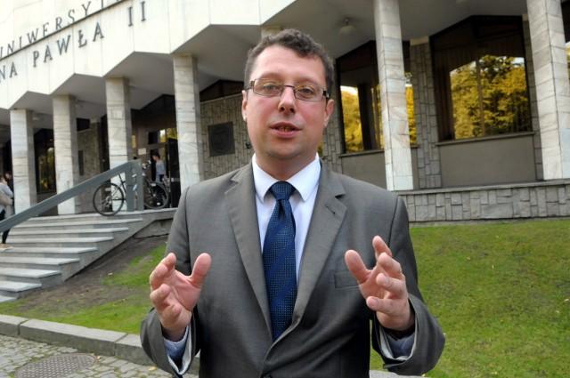 Marcin Nowak nowym rzecznikiem lubelskiego MPWiK