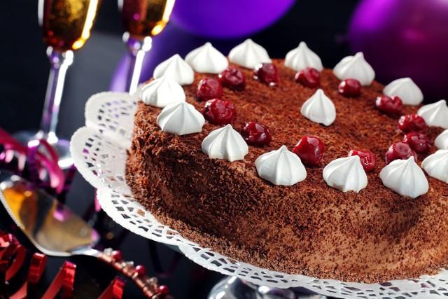 Błyskawiczny tort szwardzwaldzki [PRZEPIS]