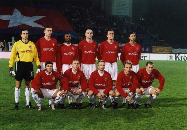 Krakowskiej Wiśle w sezonie 2002/03 kibicowała cała Polska.