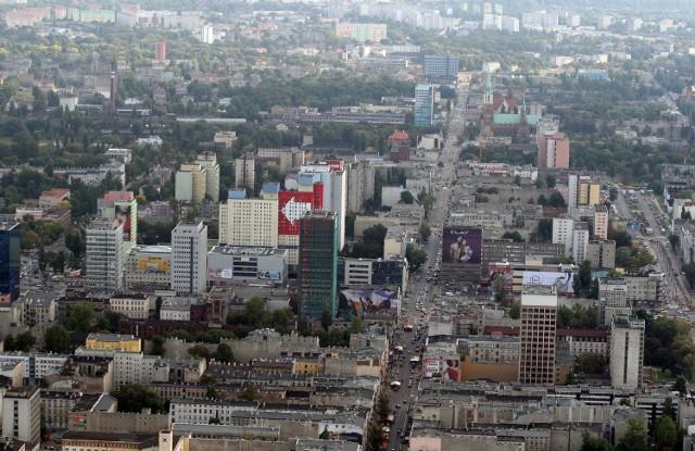 W kategorii miast Łódź zajęła odległe 35. miejsce