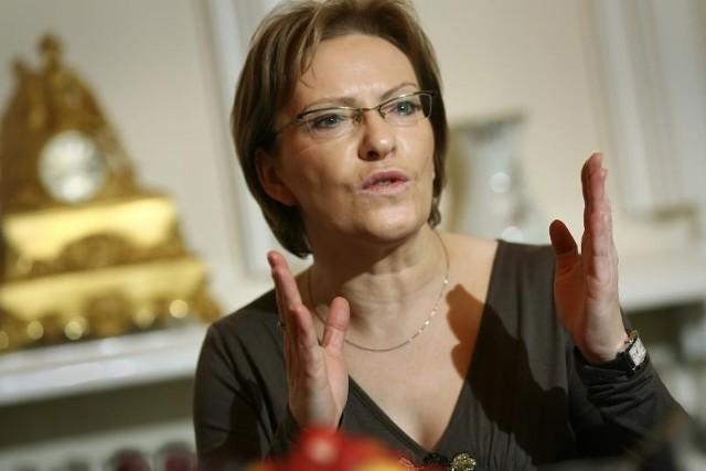 Ewa Kopacz chce skończyć z nieracjonalnym finansowaniem szpitali