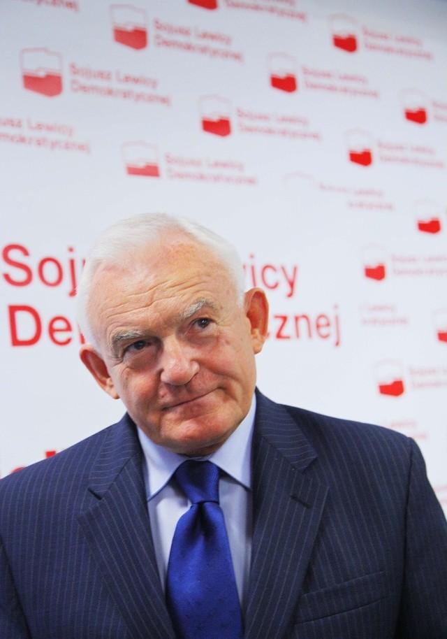 Leszek Miller będzie w Poznaniu.