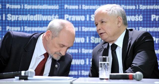 Antoni Macierewicz może być jedną z twarzy PiS. Nie wejdzie jednak do jego władz