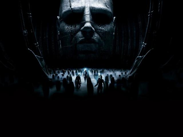 """""""Prometeusz"""" wchodzi do kin"""