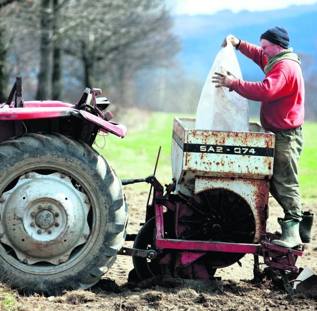 W regionie rolnicy chorują dłużej niż pracownicy innych branż