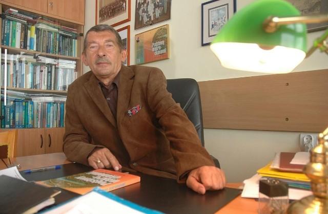 Prof. Wacław Jarmołowicz