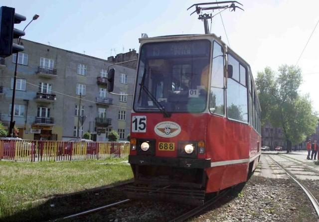 Linia tramwajowa nr 15 ma szansę być zagłębiowską wizytówką tego środka komunikacji