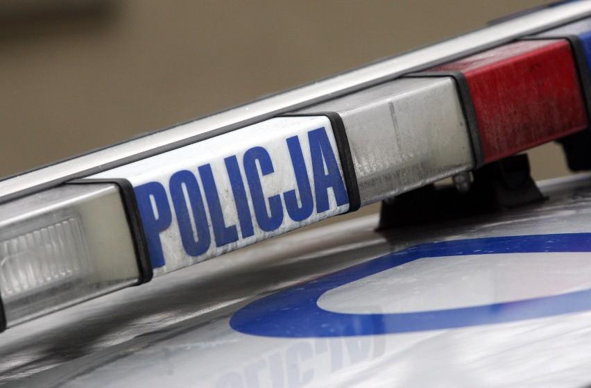Puławy: Pijany kierowca uciekał przed policją