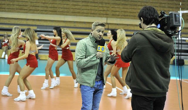 Cheerleaders Flex Sopot w TVN